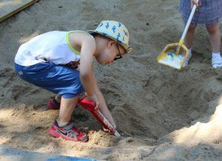 piaskownice dla dzieci