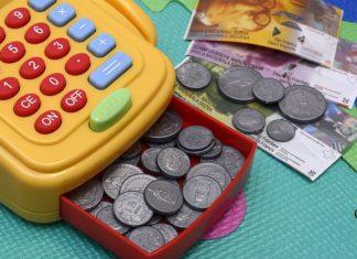 zabawki fisher price kasa