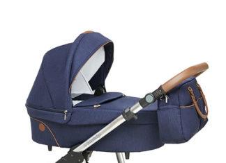 Wózek dziecięcy 2w1 – przyglądamy się Baby design
